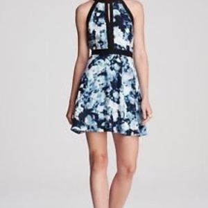 Parker Nika Keyhole dress